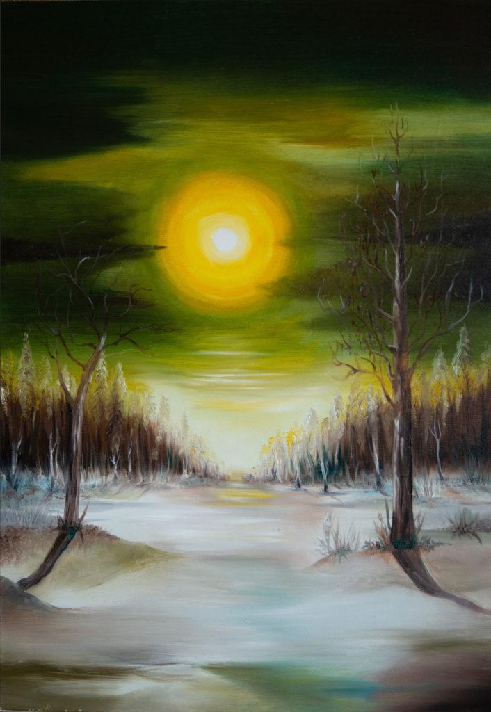 Moonlight Siadlak Małgorzata